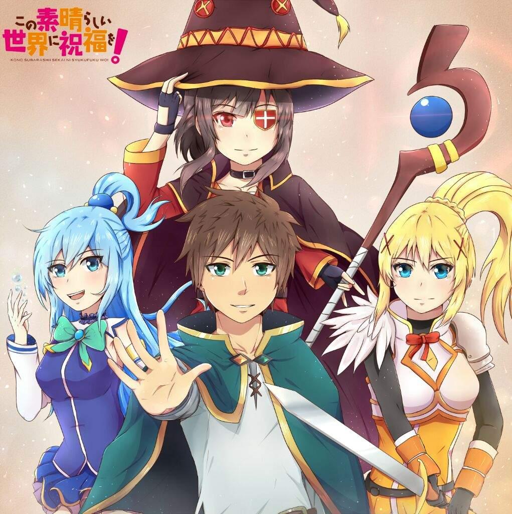 Kono subarashii sekai ni shukufuku o! – Recensione – AnimeMania