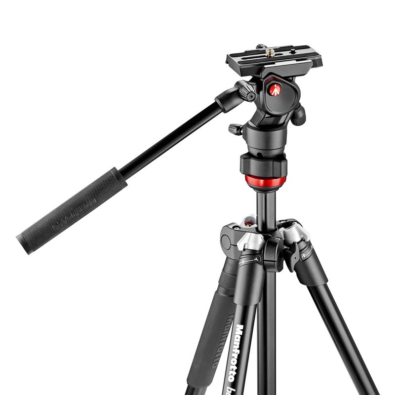 Manfrotto Befree Live – Recensione – NerdTech