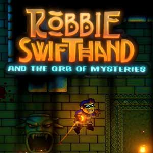 Recensione Robbie Swifthand and the Orb of Mysteries – PC, MacOS