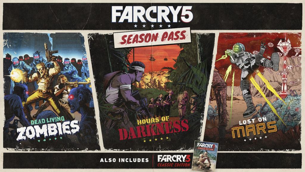 Season Pass FARCRY5