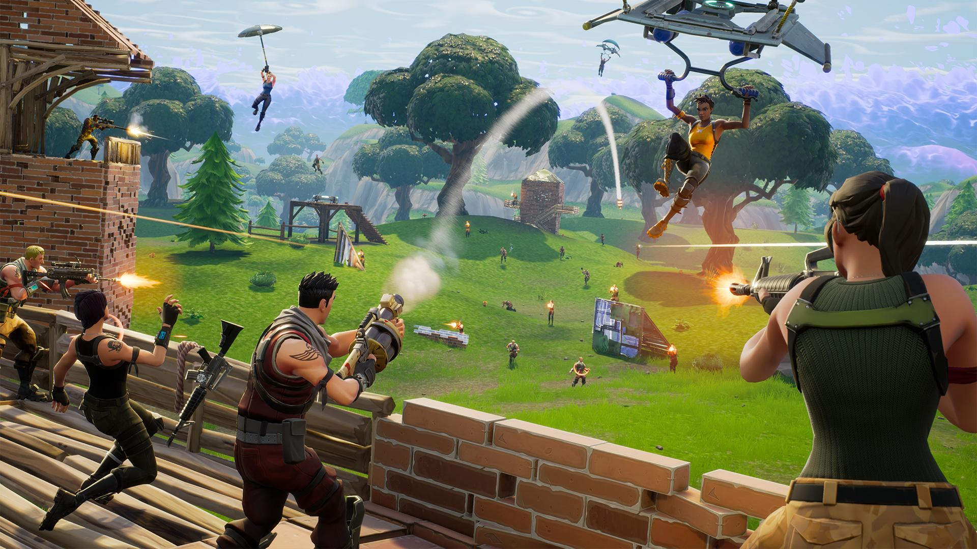 Un ex impiegato di Epic Games tentò di cancellare Fortnite