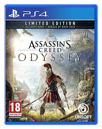 Assassin's Creed Odyssey – Recensione – PC, PS4, Xbox One