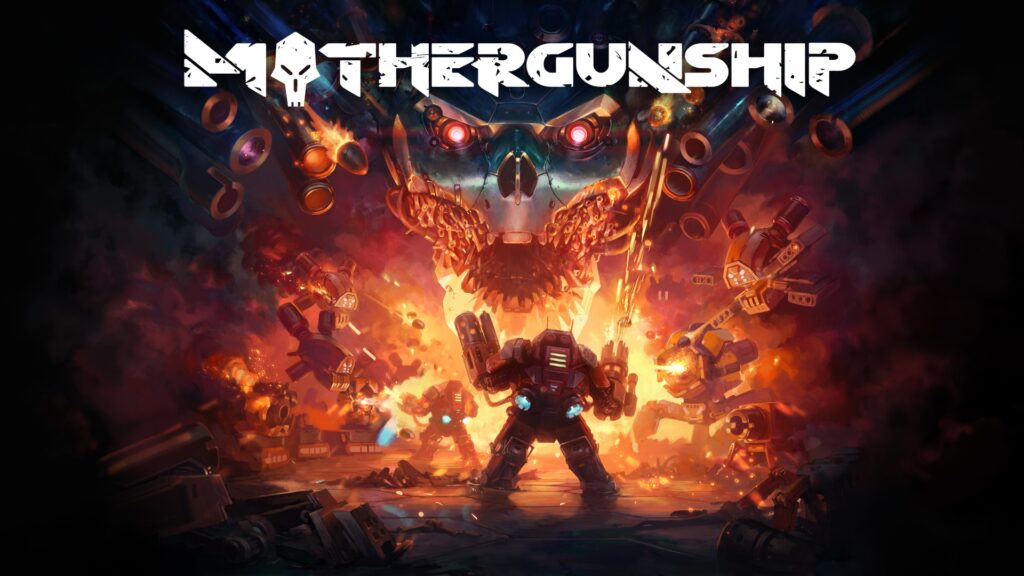 MOTHERGUNSHIP - Main art