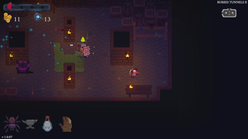 Mana Spark - Gameplay 2