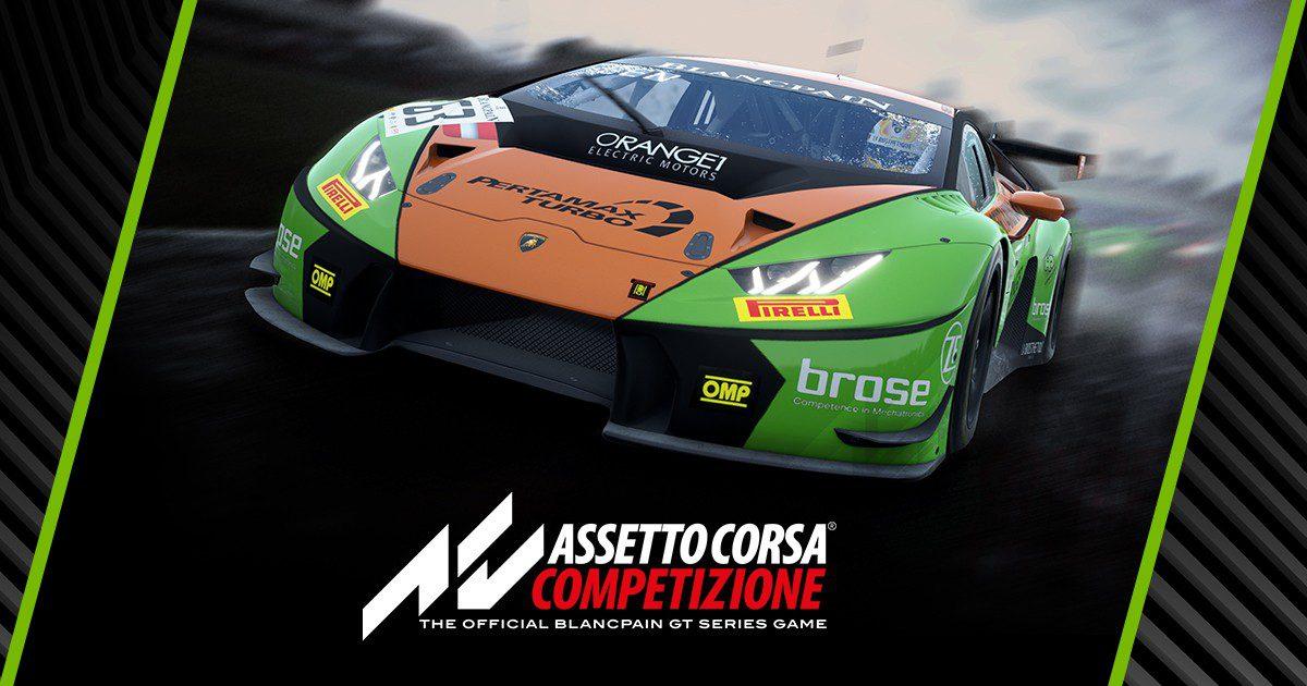 Assetto Corsa Competizione - Disponibile la terza release in accesso anticipato - Nerdream.it