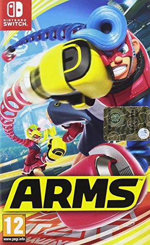 Arms – Recensione – Nintendo Switch