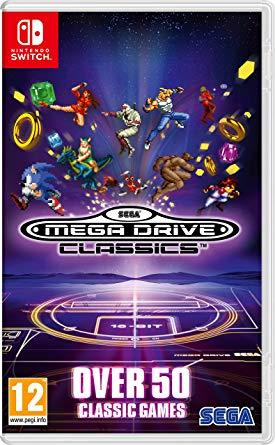 Sega Mega Drive Classics – Recensione – Switch, PS4, XBOX ONE