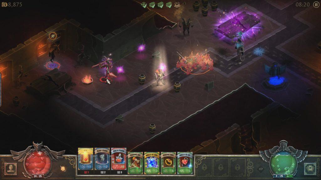 Book of Demons - Gameplay
