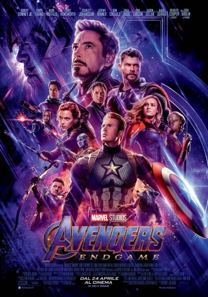 Avengers: Endgame – Recensione – Anthony e Joe Russo (2019)