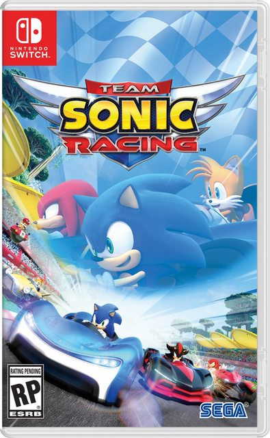 Team Sonic Racing – Recensione – PS4, XBOX ONE, PC, SWITCH