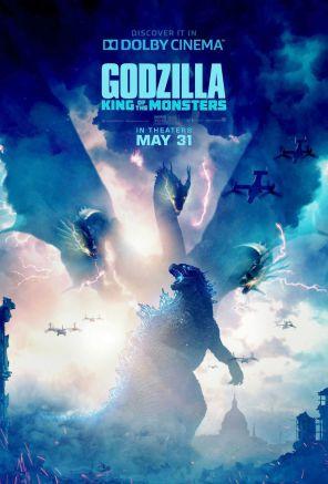 Godzilla II – King of the Monsters – Lunga vita al Re! – Recensione (2019)