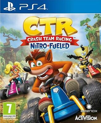 Crash Team Racing Nitro Fueled – Recensione – PS4, XBOX ONE, SWITCH