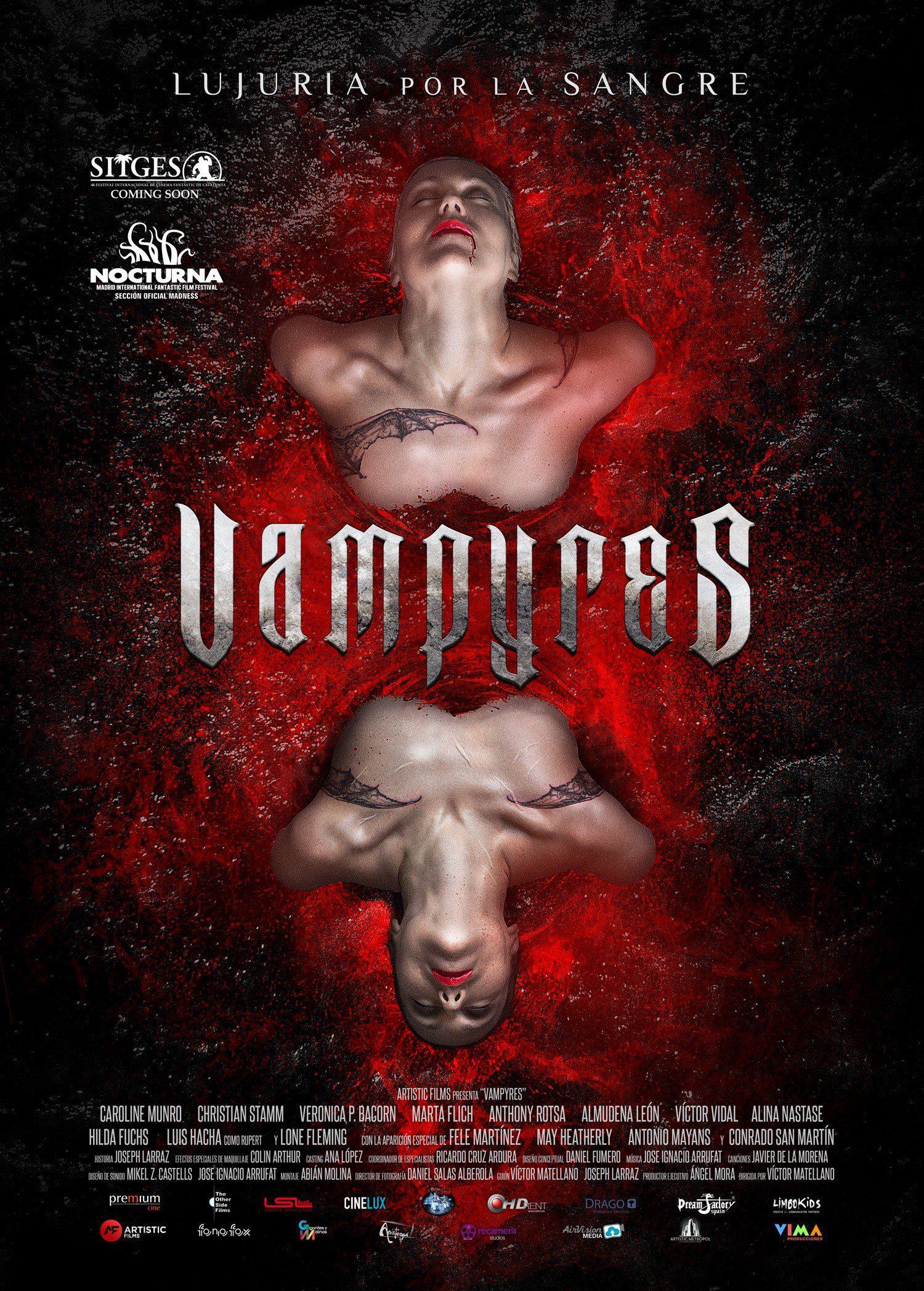 Vampyres (2015) – Recensione – Victor Matellano