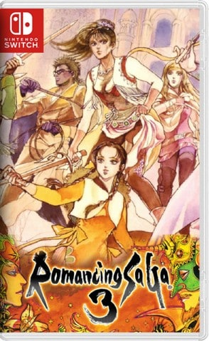 Romancing Saga 3 – Recensione – Nintendo Switch, PS4, Xbox One, PC