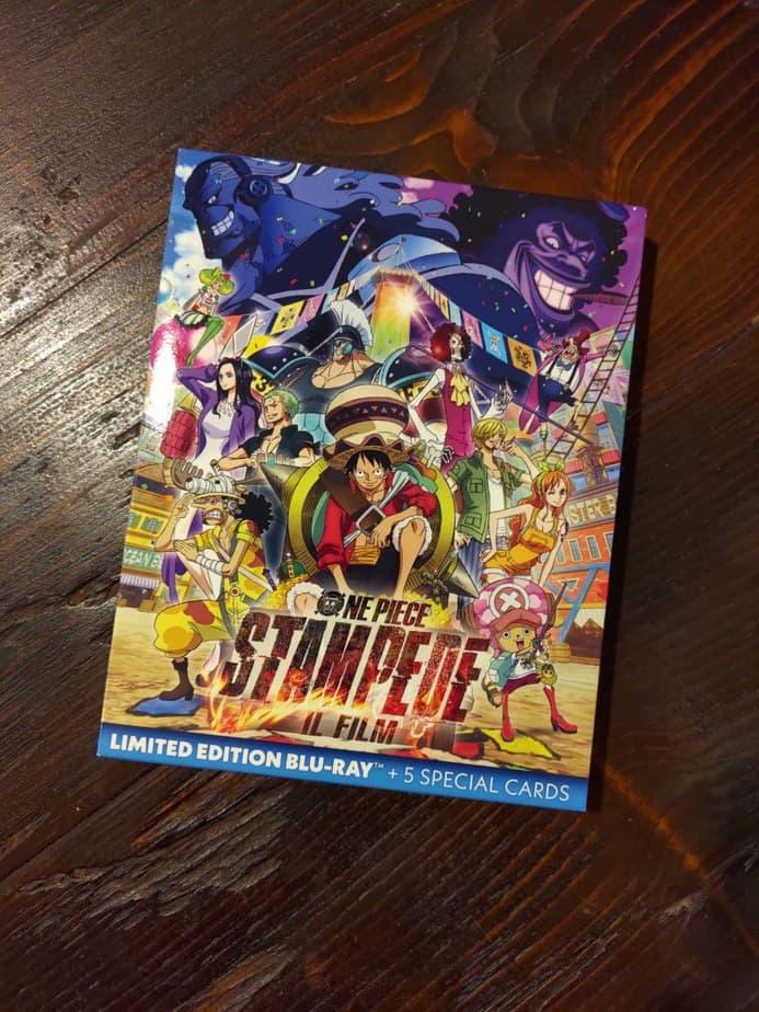 One Piece Stampede – Recensione – Takashi Otsuka